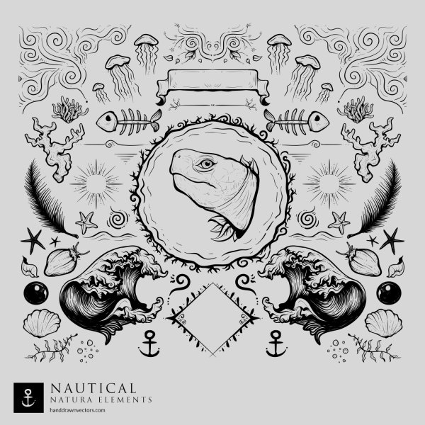 Nautical-Collection-Vector