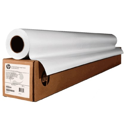 "HP Papper HeavyWeight Bestruket 24"" Rulle 30m 130g"