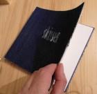 Handinbunden skissbok