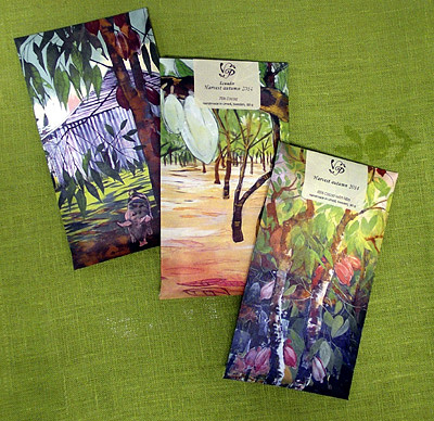vintage plantations choklad