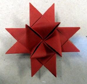 Pappersstjärnor