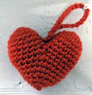 Virkat hjärta