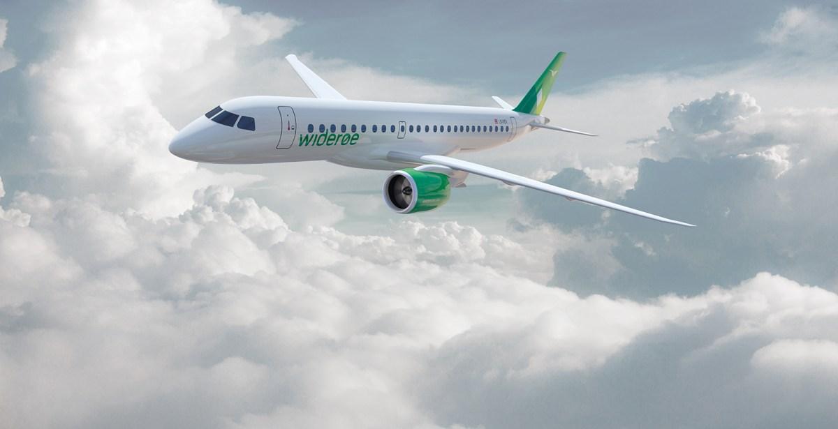 Widerøe nutzt Flugzeuge der Zukunft