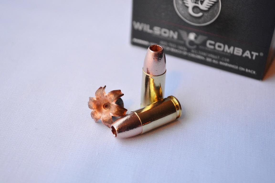 ammo review wilson combat 95 grain barnes tac xp 9mm \u2013 handgun planetwc95 1