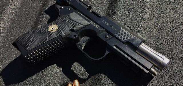 New Product Wilson Combat EDC X9 Is Xceptional Handgun