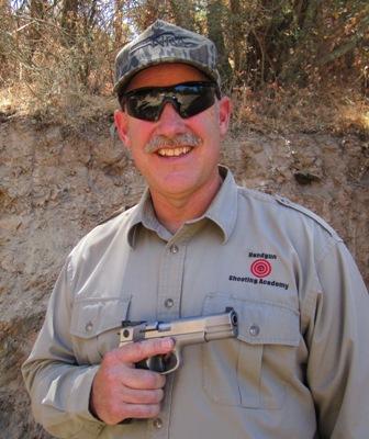 Handgun Training, Learn Pistol Shooting Near Sacramento Ca