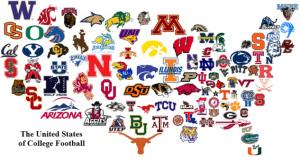 NCAA Football Football