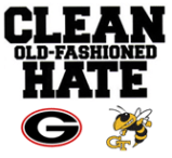Georgia Bulldogs vs Georgia Tech Football