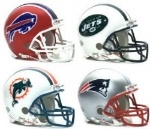 Betting on the AFC East