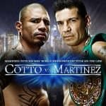 Betting on the Cotto and Martinez Boxing Match