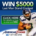 Betting online at Americas Bookie