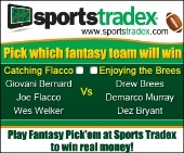Fantasy Sports at Sports Tradex