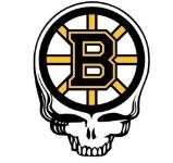 Boston-Bruins-Skull