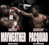 Floyd Mayweather vs Manny Pacquiao Boxing