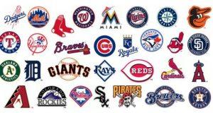 MLB Logos of all teams