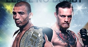Aldo Vs McGregor UFC 189