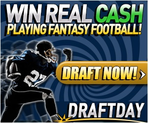 Daily Fantasy Football at DraftDay