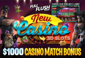 Online Casino at FullFlushPoker