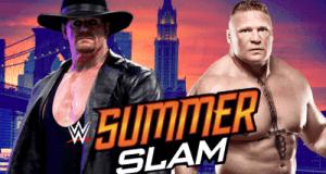 WWE SummerSlam 2015 Odds 16