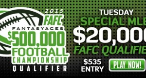 Fantasy Aces: Just 12 Seats Left and A Special FAFC Live Final Qualifier Today -- $20K MLB Contest 8