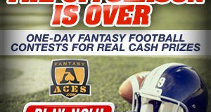 Daily Fantasy Sports at Fantasy Aces