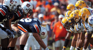 NCAA Football Odds: No. 18 Auburn at No. 13 LSU in SEC action 6