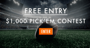 $1K Pick'em Contest at DraftFury