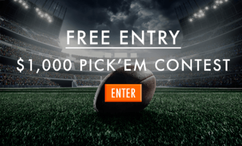 $1K Pick'em Contest at DraftFury