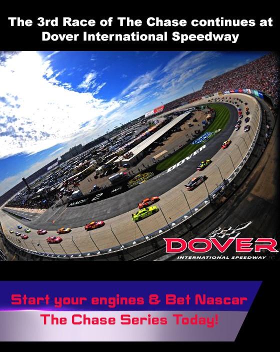 NASCAR Betting at 5Dimes