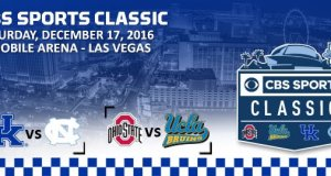CBS Sports Classic: Kentucky Wildcats and UNC Tar Heels Meet 1