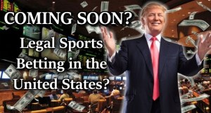 Legalized Sports Betting in the U.S. Could Soon Be a Reality