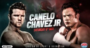 Canelo Vs Chavez Boxing