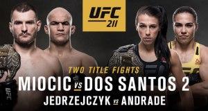 UFC 211 Championship Fights