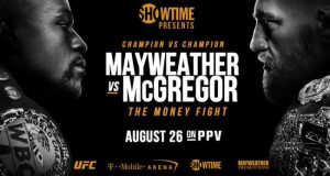 Boxing Odds: McGregor's Odds vs. Mayweather Get Even Shorter 5