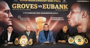George Groves vs. Chris Eubank Jr. Boxing