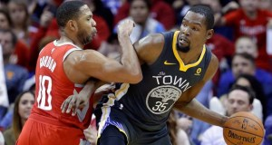 NBA Playoffs Tuesday Free Pick- Golden State at Houston Game 7