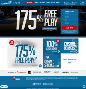 BetPhoenix.ag Sportsbook Review 1