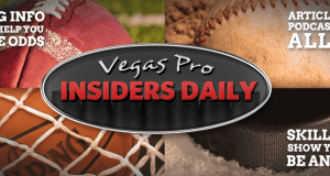 Vegas Pro Insiders Daily Sports