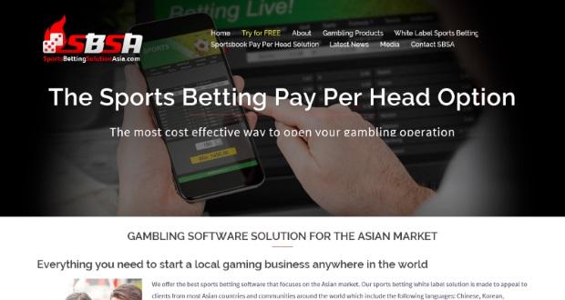 SportsBettingSolutionAsia.com Sportsbook Pay Per Head Review