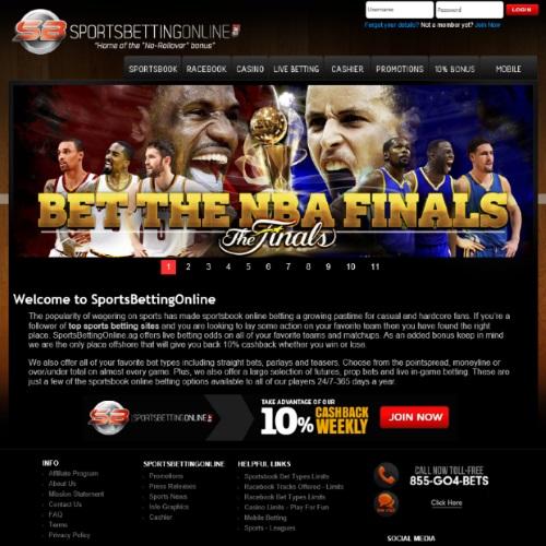 SportsBettingOnline.ag Sportsbook Review 1