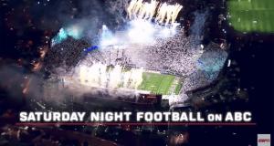 Saturday Night Football on ABC