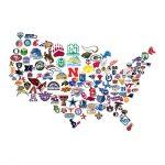 NCAA Football in America
