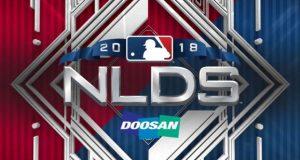 2018 NLDS Playoff Games