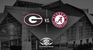 SEC Championship Football Game