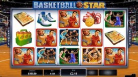 Basketball Star Online Slot Machines
