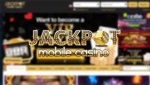 Jackpot Mobile Casino for iPhone