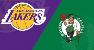 LA Lakers vs Boston Celtics