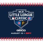 Little League Classic 2019 Pirates vs Cubs