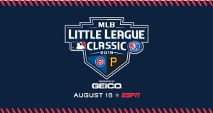 Little League Classic 2019 Pirates vs Cubs