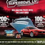 BetPhoenix Super Bowl LIV Early Bird Bonus